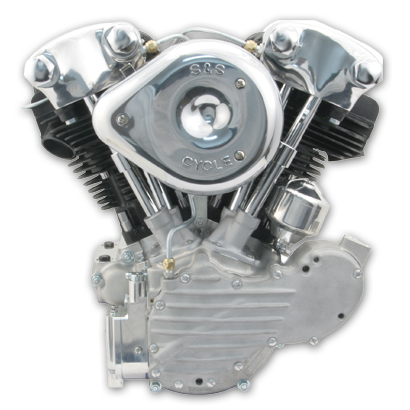 kucklehead harley replacement engine