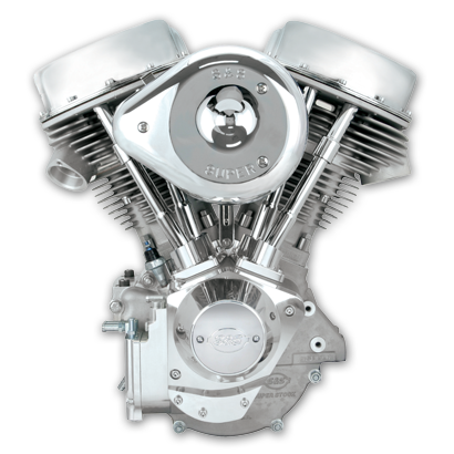 panhead harley replacement engine